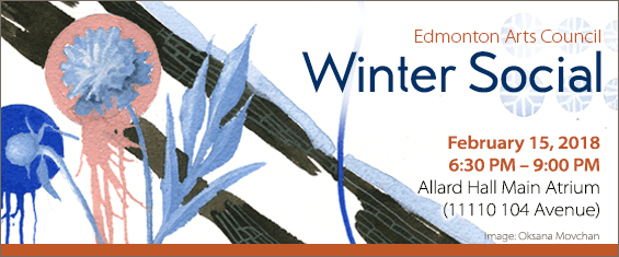 Winter Socail 2018 Banner